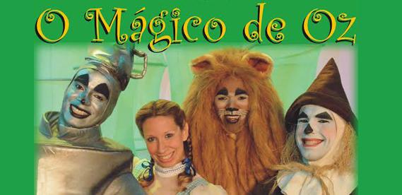 Musical Infantil O Magico De Oz