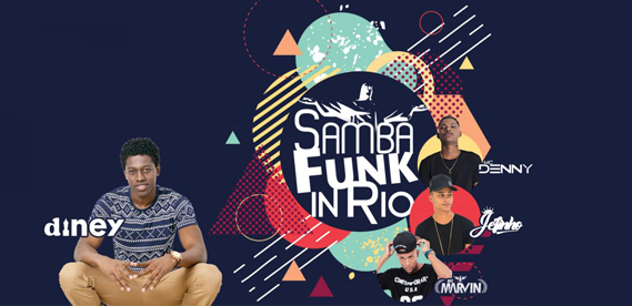 Samba Funk Rio