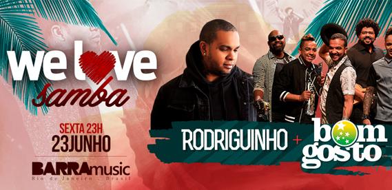 We Love no Barra Music