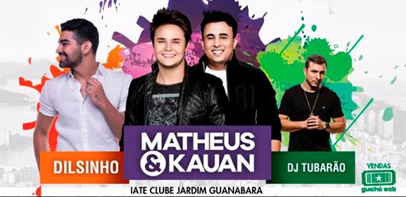 Matheus & Kauan, Dilsinho e DJ Tubarão