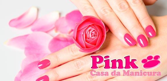 Pink Casa da Manicura
