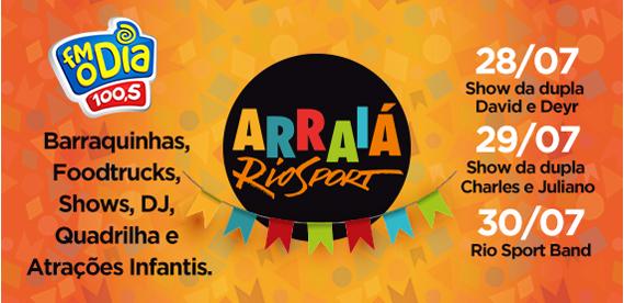Arraia Rio Sport