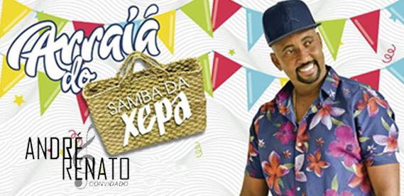 Arraia do Samba da Xepa com Andre Renato