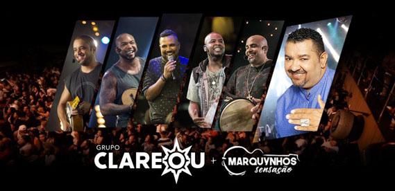 Clareou e Marquynhos Sensacao