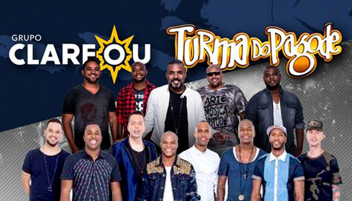 Clareou e Turma do Pagode