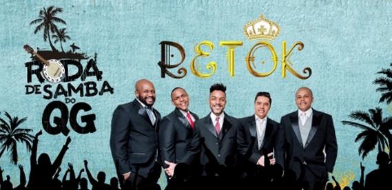 Roda de Samba QG Grupo Retok