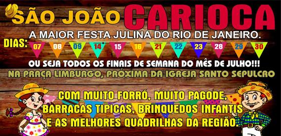 Sao Joao Carioca em Madureira