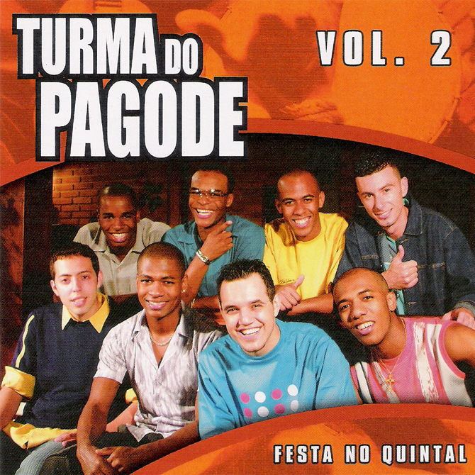 o novo cd da turma do pagode 2011