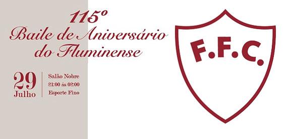 Baile de 115 do Fluminense