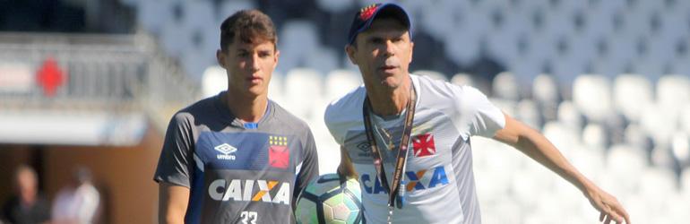 FM O Dia - Pá e Bola - Joia da base e técnico do Vasco