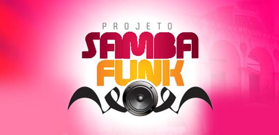 Projeto Samba Funk no Barra Music