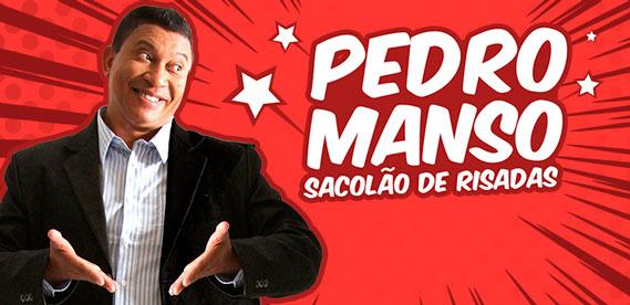Sacolão de Risadas com Pedro Manso
