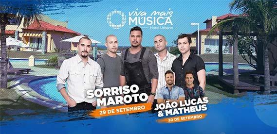 FM O Dia Me Leva Mais Música com Sorriso Maroto e João Lucas & Matheus