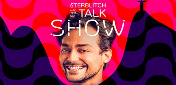 Sterblitch Não Tem Um Talk Show