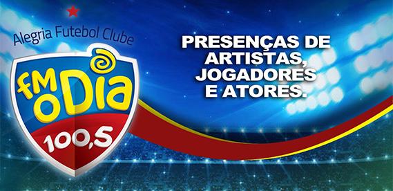 Torneio de Futebol - Alegria Futebol Clube