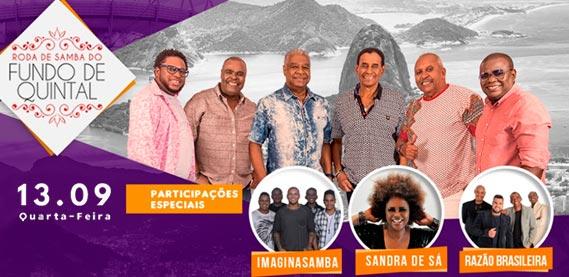Roda de Samba do Fundo de Quintal