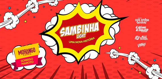 Sambinha Light