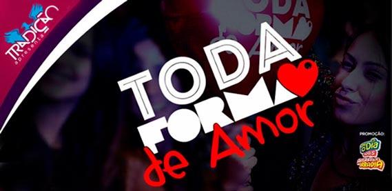 I Love Roda de Samba, com Toda Forma de Amor, na Tradição