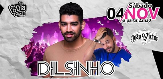 Dilsinho no Riosampa