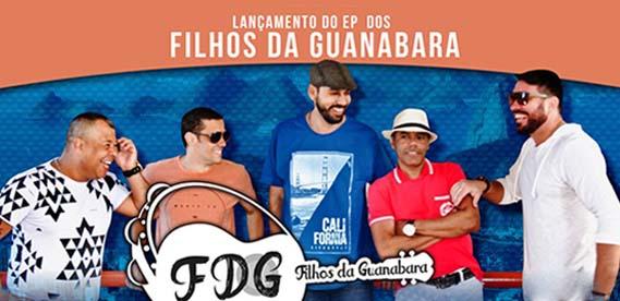 Lançamento do EP dos Filhos da Guanabara