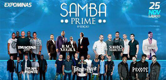 Samba Prime BH