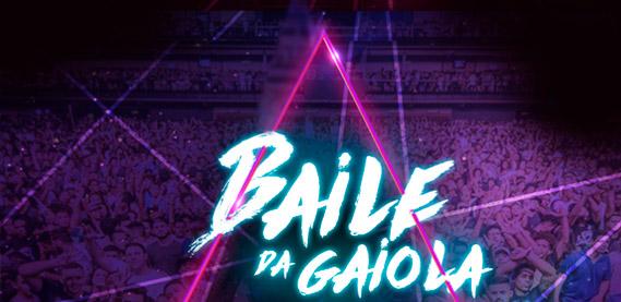 Barra Music - Baile da Gaiola