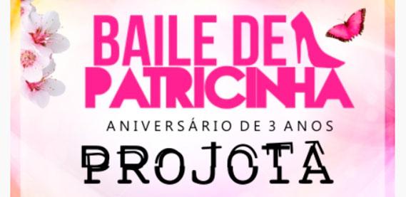 Baile de Patricinha com Projota