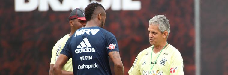 FM O Dia - Pá e Bola - Técnico do Fla nos últimos ajustes para o jogo