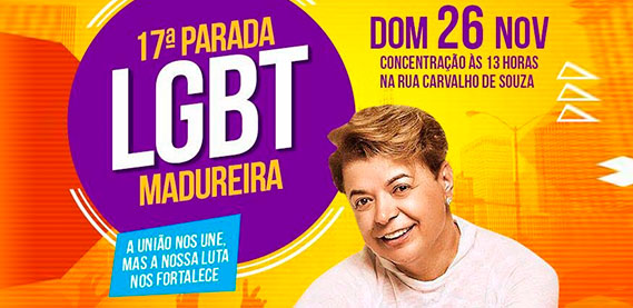 Mordomia 17ª Parada LGBT de Madureira