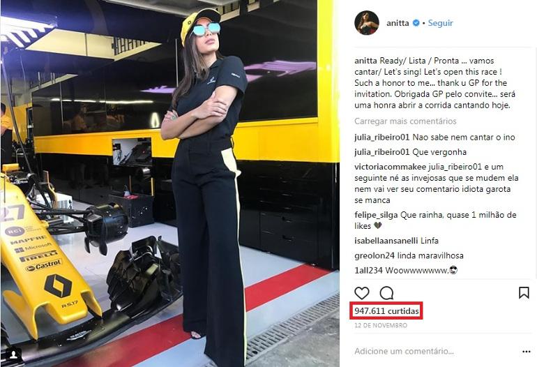 Instagram Anitta