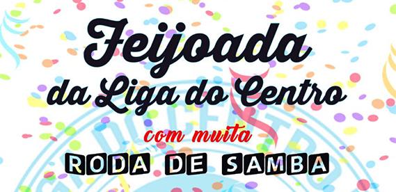 Feijoada de Lançamento da Liga de Blocos do Centro do Rio - Carnaval 2018