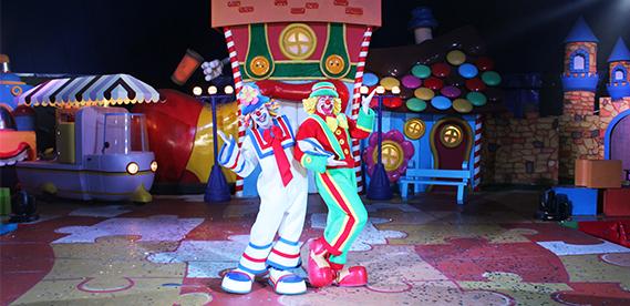 Parque Patati Patatá Circo Show