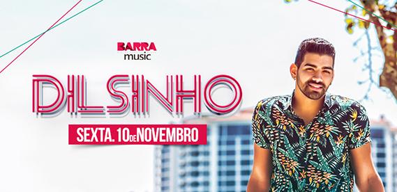 Show do Dilsinho, no Barra Music