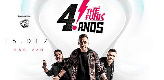 Palm Club - The Funk - 4 Anos