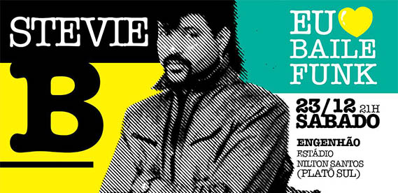 Eu Amo Baile Funk, com Stevie B