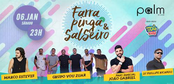Farra, Pinga & Salseiro
