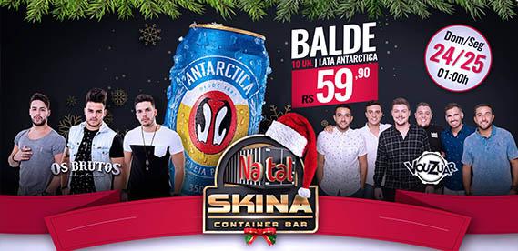 Natal Skina Bar