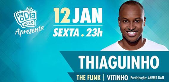 Thiaguinho, no Ita Music