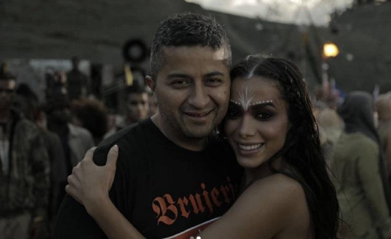 Anitta e J Balvin