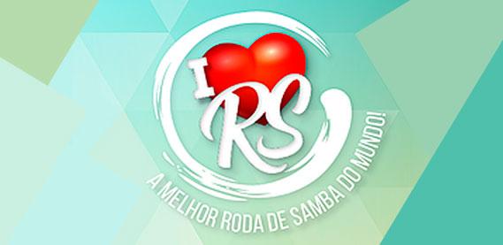 I love roda de samba