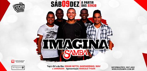 Imaginasamba - RioSampa - FM O Dia