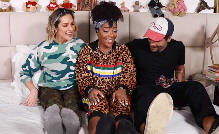 Ludmilla canal Youtube