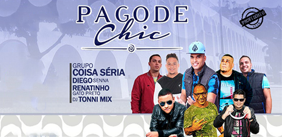 Pagode Chic