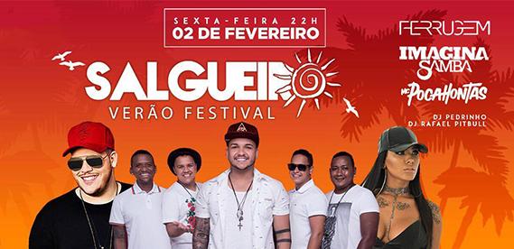 Salgueiro Verão Festival