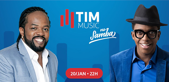 Tim Music no Samba