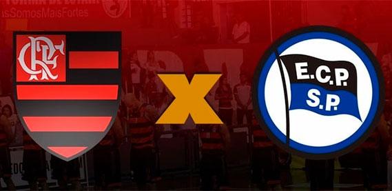 Flamengo x Pinheiros