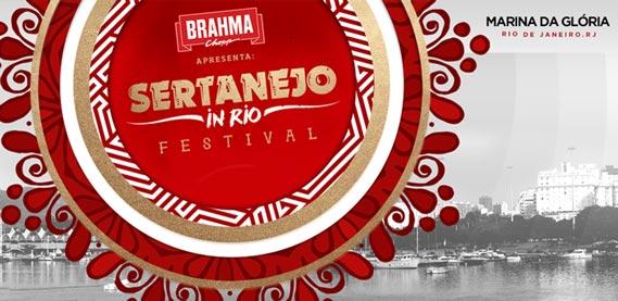 Sertanejo in Rio Festival