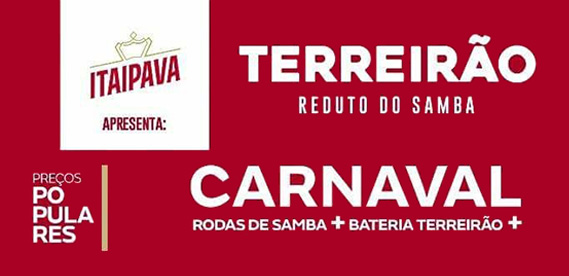 Carnaval no Terreirão do Samba
