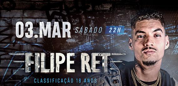 Show do Felipe Ret, no Eko Music