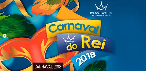 Rei do Bacalhau - Grito de Carnaval